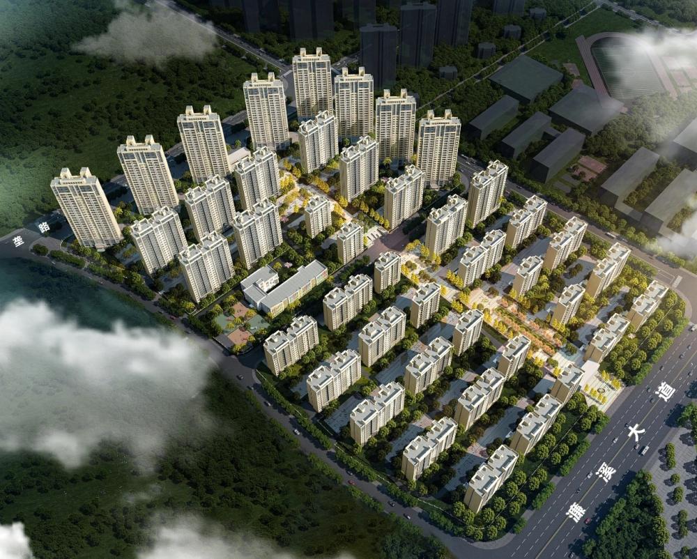 中海国际社区楼栋信息